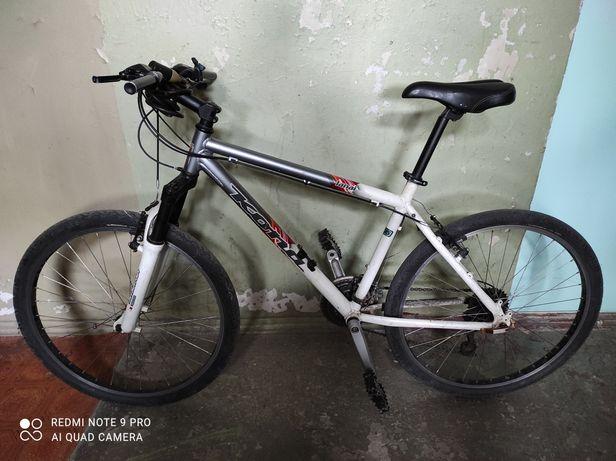 Велосипед в рабочем состоянии