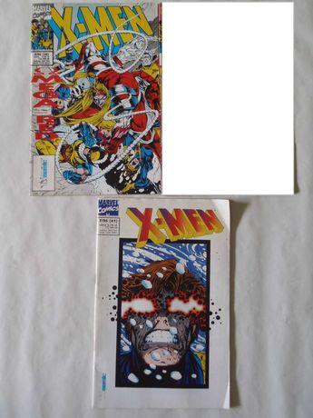 Komiksy X-men sprzedam lub zamienię