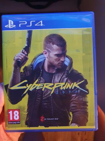 Cyberpunk 2077 gra PS4 playstation 4