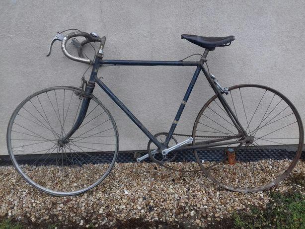 Zabytkowy rower kolarski,lata 20, kolarzówka, sportowy,