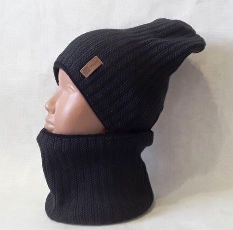 Комлект шапка+хомут