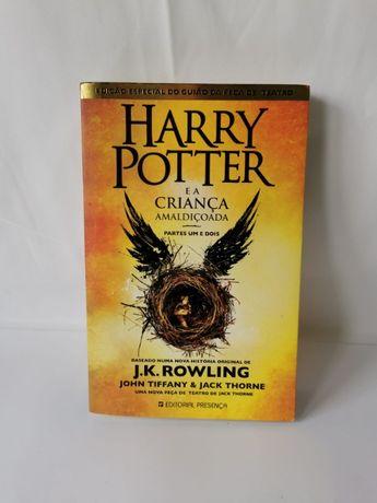 Harry Potter e a Criança Amaldiçoada - versão peça de teatro
