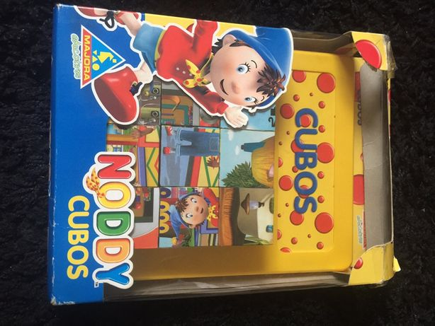 Cubos do Noddy