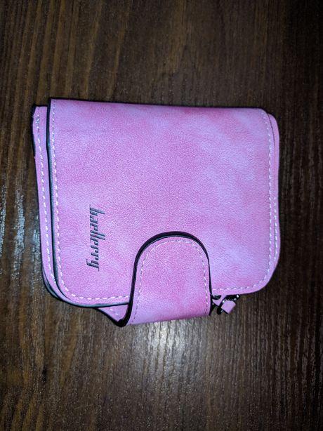 Женский кошелек маленький Baellery mini
