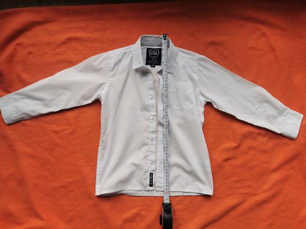 Koszula biała 116