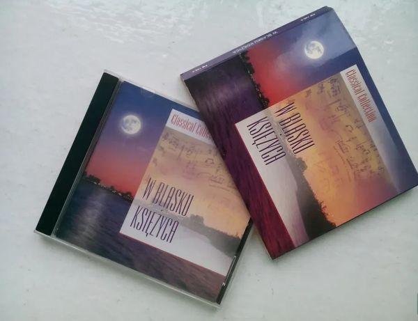 W blasku księżyca Płyta CD muzyka klasyczna, znani kompozytorzy