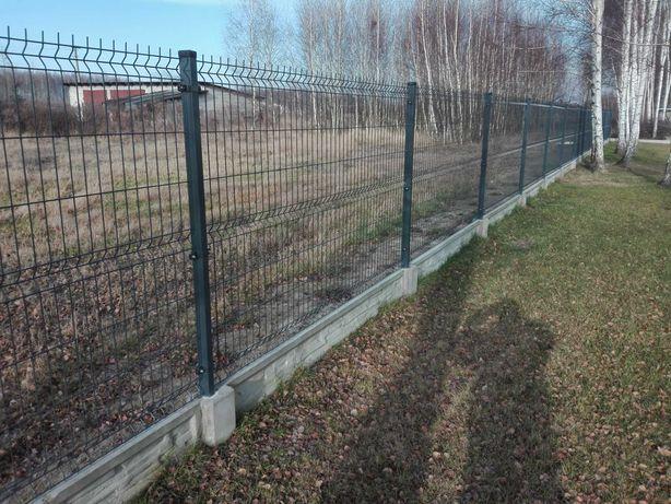 Ogrodzenie  Panelowe  Panele  Ogrodzeniowe  Sprzedaż  MONTAŻ  85zł/m