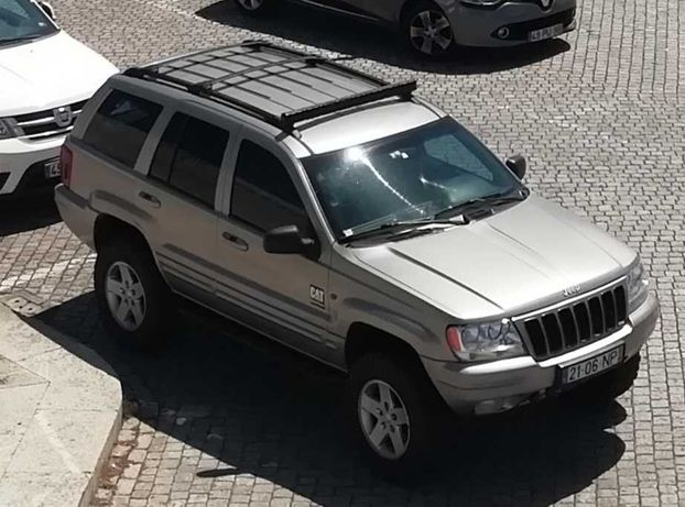 Jeep Grand cherokee wj Quadra Track II