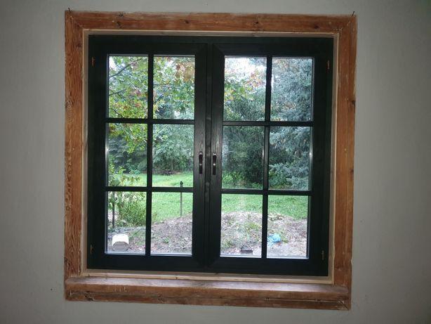 Okno drewniane 140 x 90