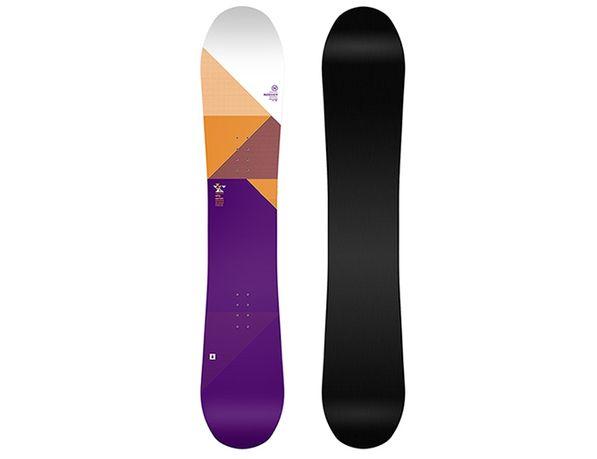 Deska snowboardowa NIDECKER ELLE Rental 150cm Wrocław
