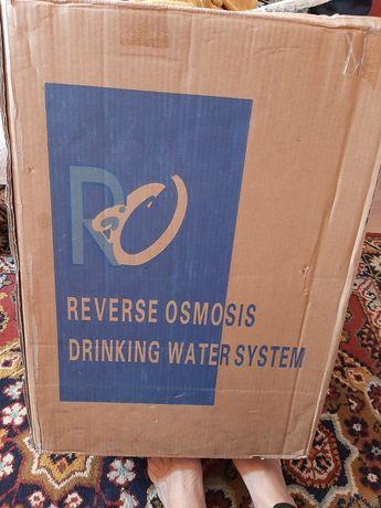 Очиститель воды трёх фильтровий ,производство Россия