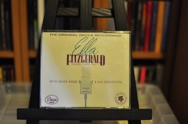 Ella fitzgerald - The Early Years Part 1 Decca Recordings 2CD