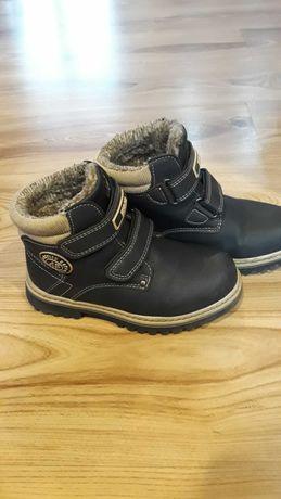 Buty chłopięce zimowe r 29