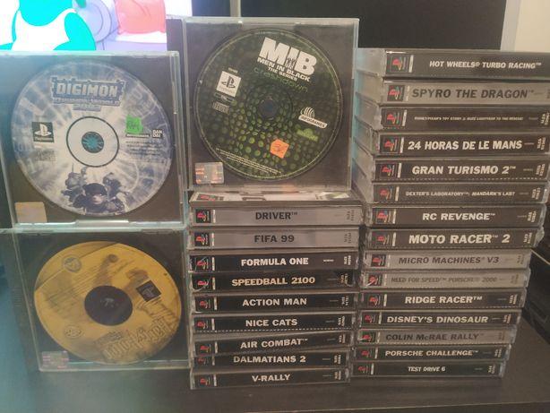 Jogos Playstation (PS1)