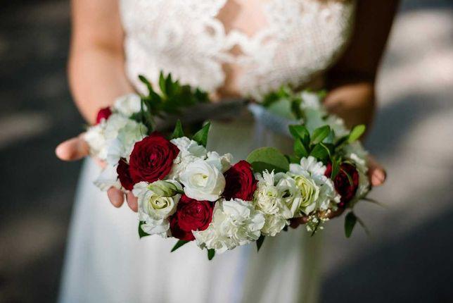 Florystka ślubna, kompozycje weselne, dekoracje kościoła, bukiety itp.