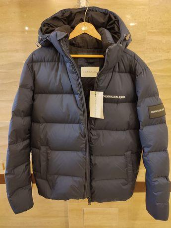 Kurtka Puchowa Zima 2021 Calvin Klein