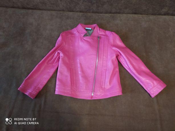 Куртка-косуха на девочку возраст 4 года