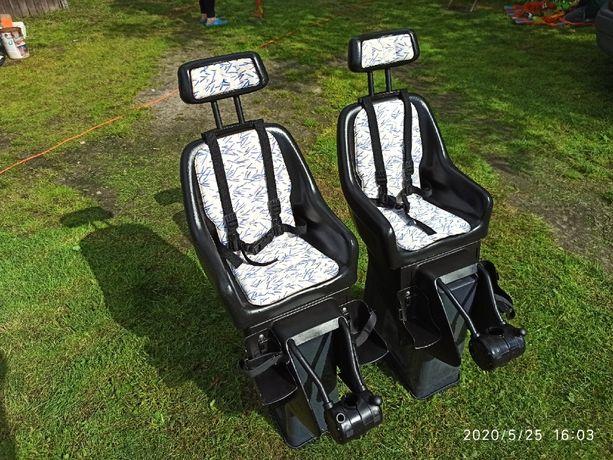 Fotelik rowerowy Kettler 1szt fotel siedzisko