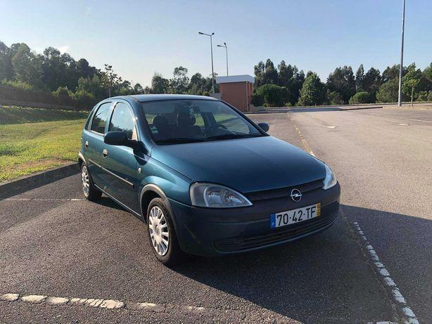 Opel corsa 1.2 Comfort GPL