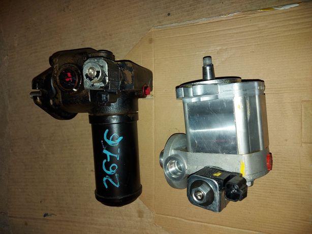 Silnik wiatraka hydrauliczny filtr bobcat cewki