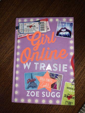 """Girl Online-W TRASIE"" Zoe Sugg"