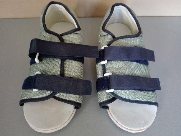 послеоперационная обувь 24 см стелька