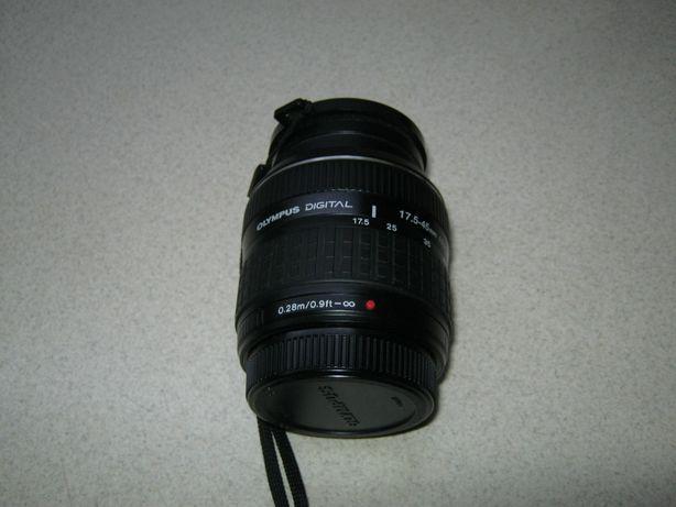 Obiektyw Olympus ZUIKO DIGITAL 17.5-45mm 1:3.5-5.6