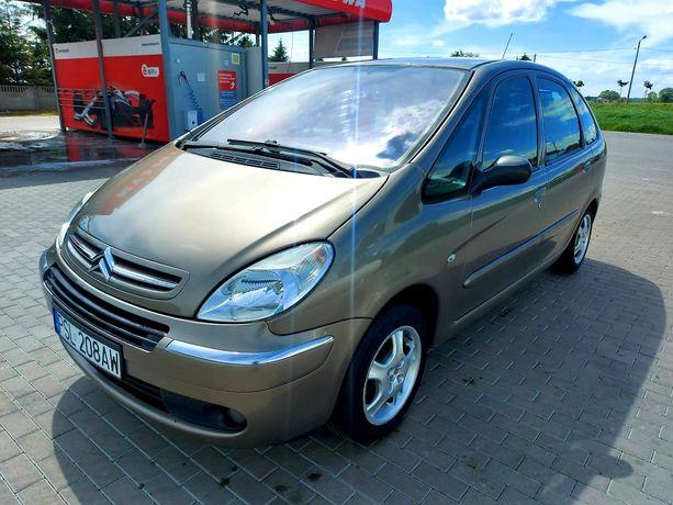 Citroen Xsara Picasso 1.6hdi 2009r 9lat w jednych rękach zadbane auto