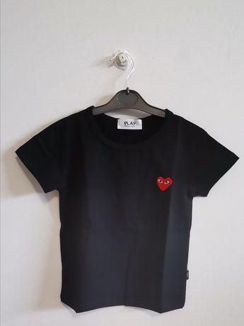 T-shirt comme des garçons paly