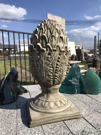 SZYSZKA Rzeźba Ogrodowa Figurka Betonowa Figura Dekoracyjna Do Ogrodu