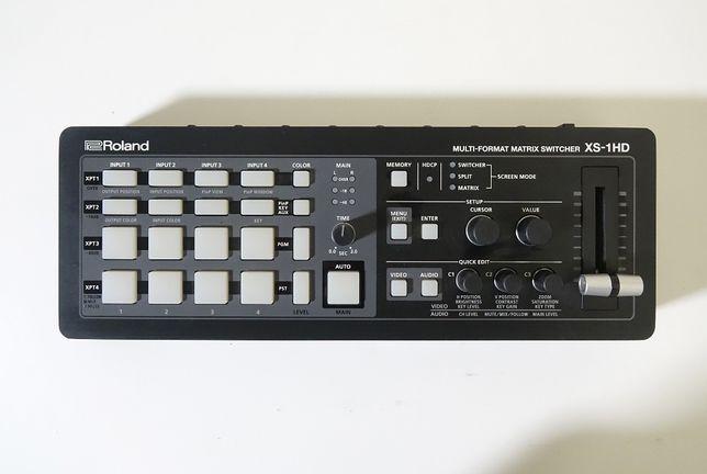 Mesa Mistura Video HD, Switcher, Scaler Roland XS-1HD