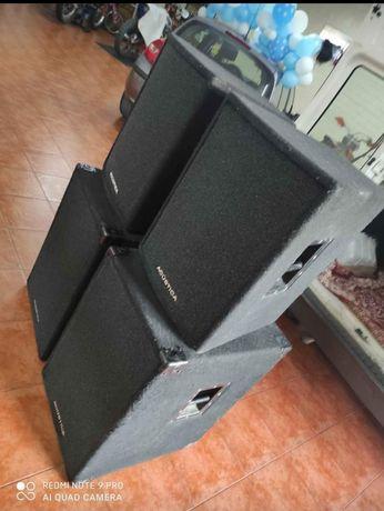 Acustica - SISTEMA SOM Amplificado 4FLEX: