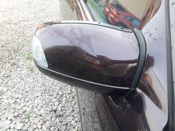 Lusterko prawe lewe Mercedes w210