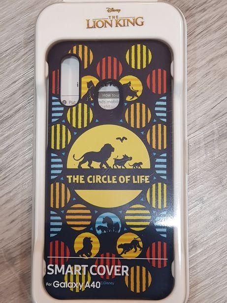 Etui lion king Samsung Galaxy A40