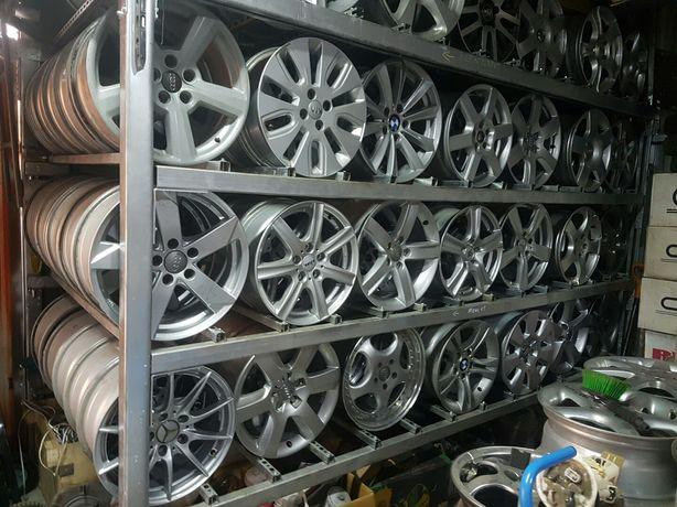 Felgi Aluminiowe R17-duży wybór-montaż