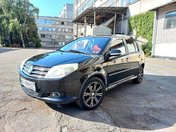 Автомобиль GEELY MK cross 2013 года выпуска.пробег 180000 километров..
