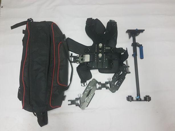 Steadycam stabilizator kamery + kamizelka