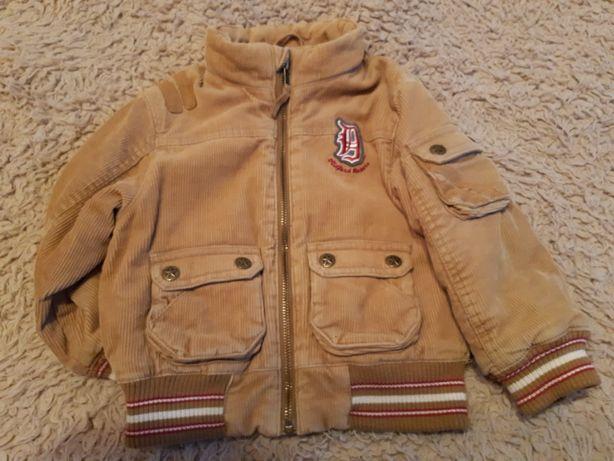 Куртка деми.для мальчика 92р.