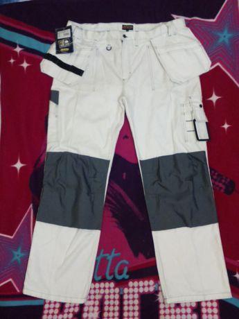 Spodnie robocze malarskie BLAKLADER S M , C62 3XL Kurtka malarska L XL