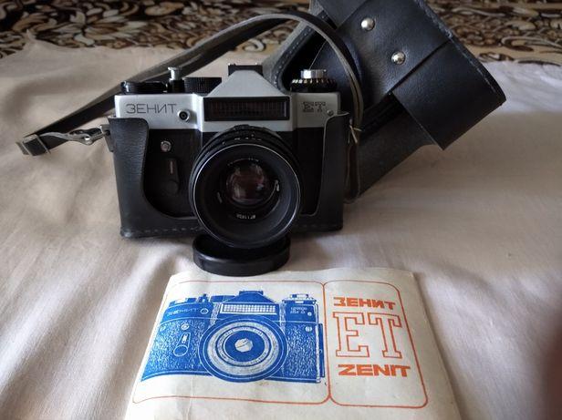 Продам фотоаппарат Зенит ЕТ