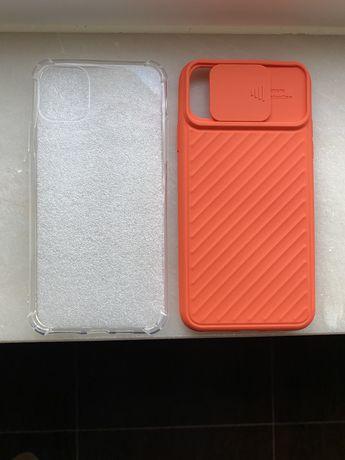 Capas de protecção Iphone 11 Pro Max
