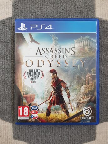 Assassin's Creed Odyssey ps4.