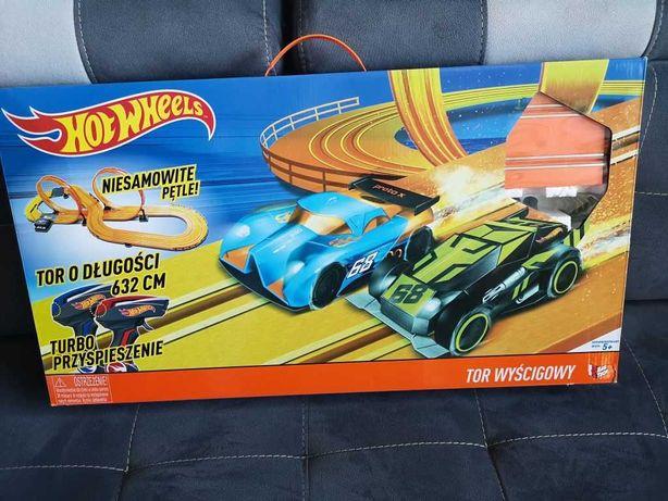 Hot Wheels elektryczny tor wyścigowy 632 cm Mattel