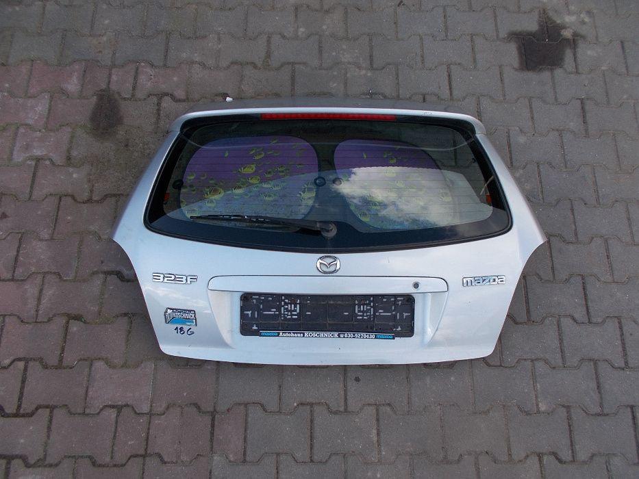 Klapa tył Mazda 323F