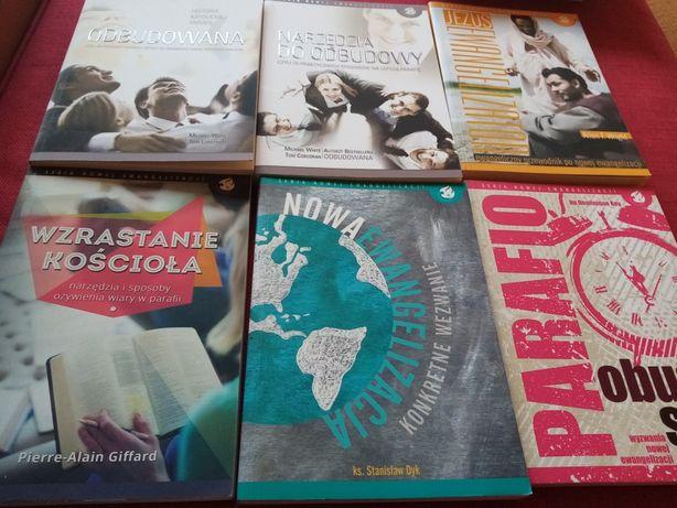 Nowa Ewangelizacja Przystanek Jezus zestaw 6 książek