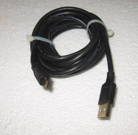 Kabel HAMA USB - micro USB 3 metry, pozłacane końcówki