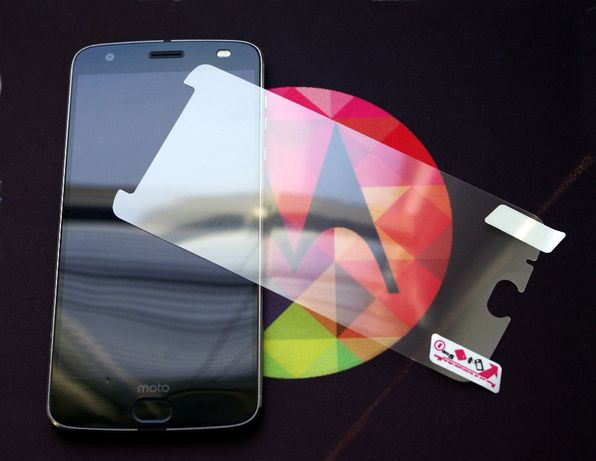 Защитная плёнка Motorola Moto Z2 Force для xt1789 защита экрана Z 2