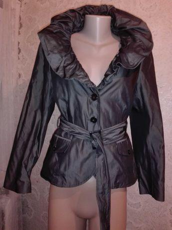 необычный  пиджак куртка жакет 48-50 р