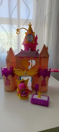 Castelo Pinypon com acessórios