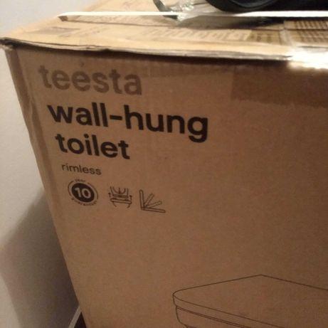 Sprzedam muszle do toalety